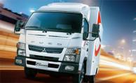 MITSUBISHI FUSO NEW CANTER